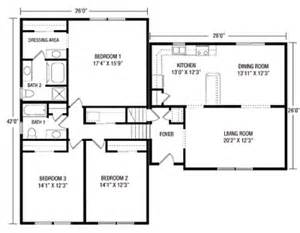 Tri Level House Plans Brook View