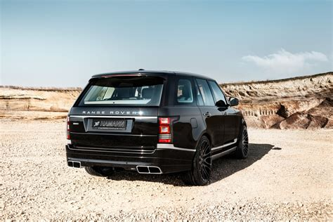 land rover hamann range rover vogue by hamann