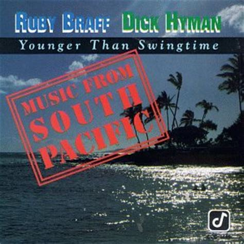 swing time soundtrack ruby braff dick hyman younger than swingtime music from