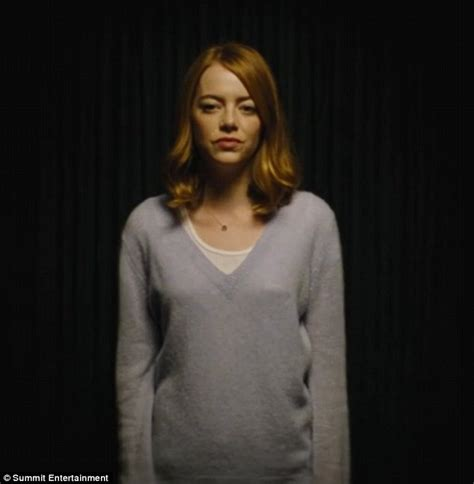 emma stone city of stars emma stone sings audition in the second trailer for la la