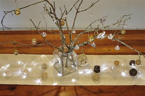 small trees for tables table decoration stick tree be a
