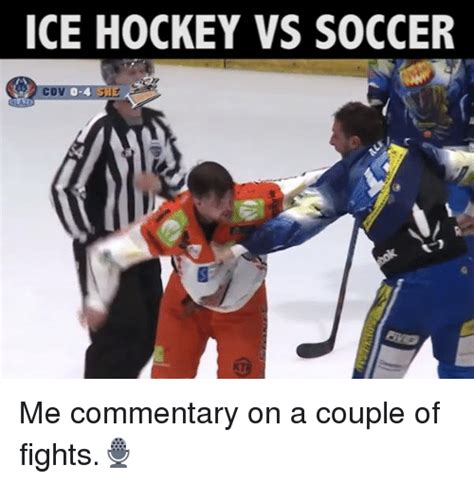 Soccer Hockey Meme - 25 best memes about ice hockey ice hockey memes