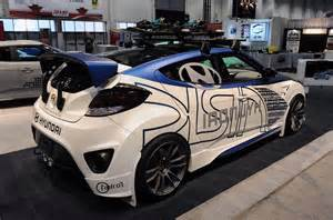 hyundai veloster turbo ark performance cars and