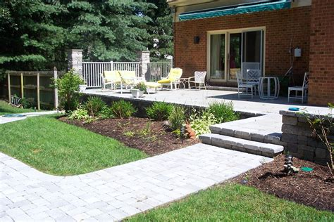 patio landscaping 301 moved permanently