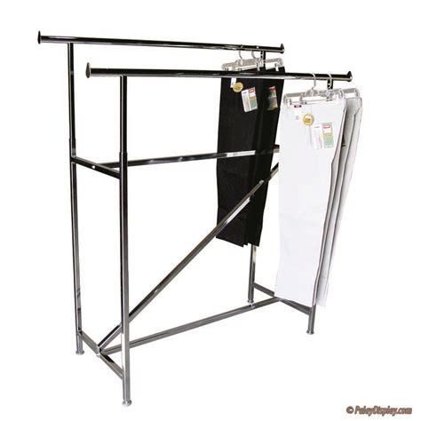 Z Rack by Garment Rack Rail Rack With Z Brace Garment Rack Racks Palay Display