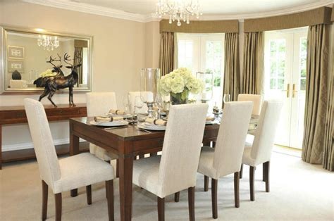 como decorar una mesa de comedor vix