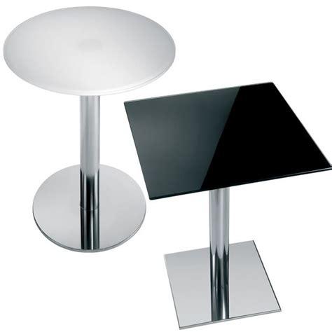 tavolo vetro tondo pe vetro per bar e ristoranti piano tavolo vetro diversi