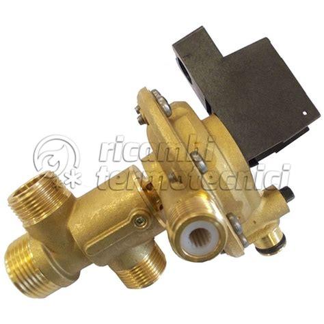 valvola rubinetto valvola 3 vie tipo v37 compl rubinetto ricambi termotecnici