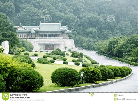 Traditional Style House Plans north korea s scenic spot stock image image of climate