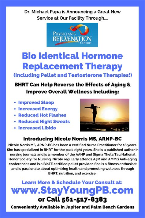 hormone replacement therapy hrt bhrt bioidentical hormone replacement therapy jupiter chiropractor