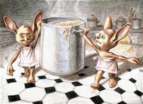 house elves nourriture et boissons ehp