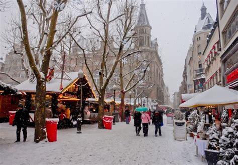 Wonderful Christmas Market River Cruise #4: Xmas-1-Luxembourg-Square-e1313380477150.jpg