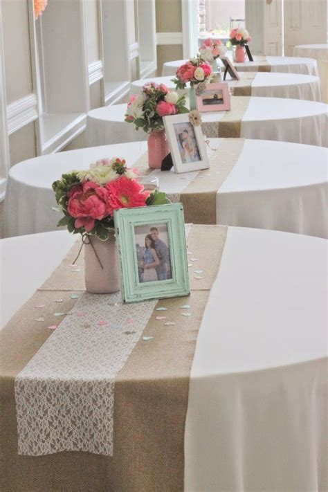 bridal shower round table decoration ideas best 25 bridal shower centerpieces ideas on pinterest
