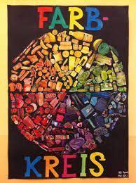 deko selber machen 3466 die besten 25 farben mischen ideen auf