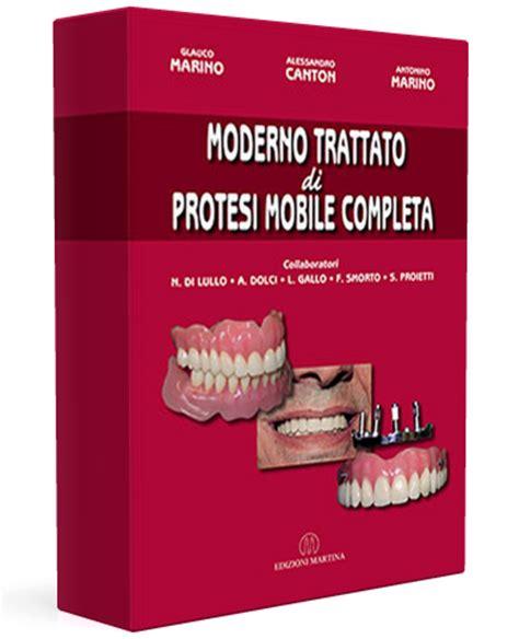 protesi mobili prezzi moderno trattato di protesi mobile completa