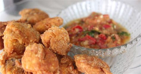 Sambal Pecel Premium Sawitri 1 Kilogram 8 849 resep ayam pedas bumbu uleg sederhana enak dan sederhana cookpad