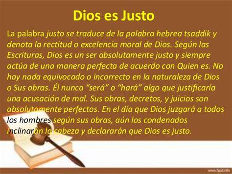 imagenes de dios hará justicia conociendo el car 225 cter de dios 2