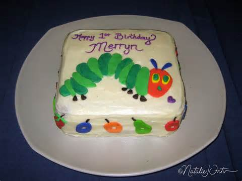 the very hungry caterpillar cake natalie intven