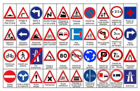 printable french road signs dmv road signs related keywords dmv road signs long tail