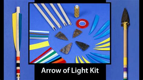 arrow of light arrow kits arrow of light kit nature com