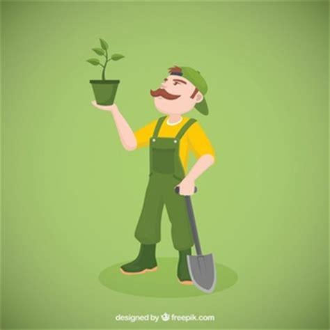 professione giardiniere giardiniere foto e vettori gratis