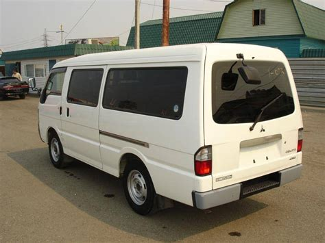 delica for sale 2003 mitsubishi delica for sale for sale