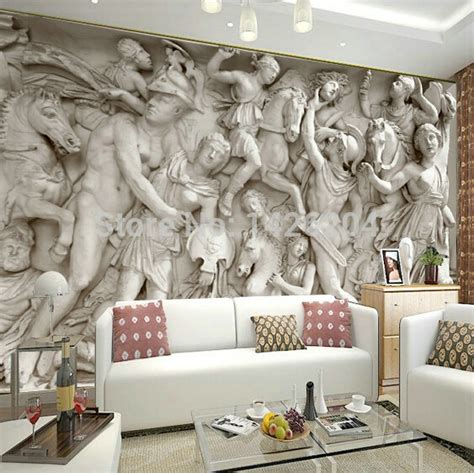 Wall Murals Living Room by Great Wall 3d Wall Wallpaper Murals For Living Room Photo