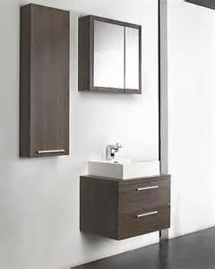 modern 24 quot single sink bathroom vanity