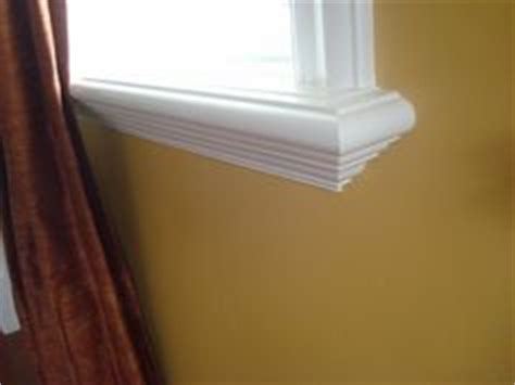 Window Sill Nose Paint Grade Window Sill With 4 Inch Crown And Bullnose