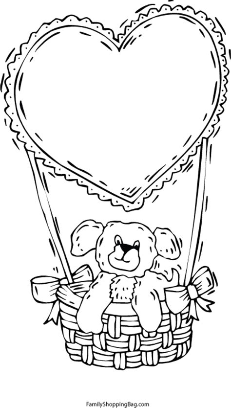 valentines day coloring pages with dogs puppy valentine coloring pages pupply love printables