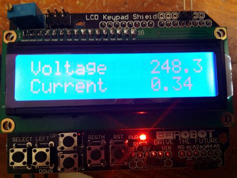power factor correction with arduino power meter lcd and arduino based