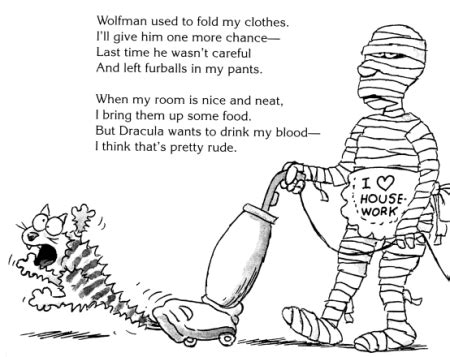 In Closet Poem by The Funniest Poems Triumph Of The Spirit