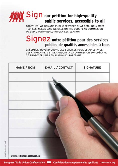 petition template ideas   petitions gopetition blog