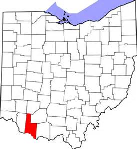 homes for brown county ohio file map of ohio highlighting brown county svg wikimedia