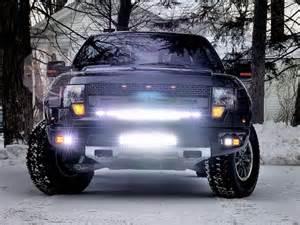 Ford Raptor Lights Ford F 150 Svt Raptor Fog Light Replacement Kit Rigid