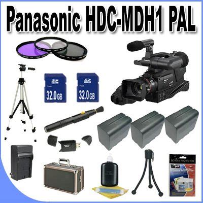 Panasonic Hdc Mdh1 best deals panasonic hdc mdh1 avchd camcorder pal 2