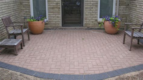 types of patio pavers herringbone color patio pavers dallas tx with charcoal