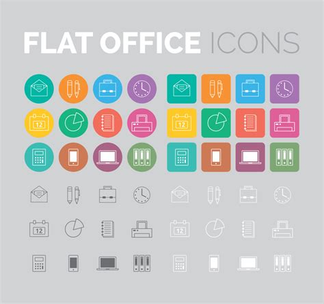 eps format office office icon by bilmaw vectorhq com