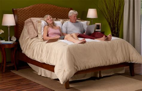 classic model electric therapeutic bed features easy rest adjustable sleep systems