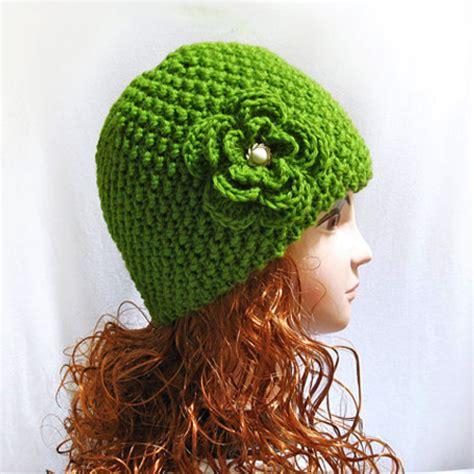 pattern for knitted flower for hat knitting pattern beanie hat hand knit with flower pattern