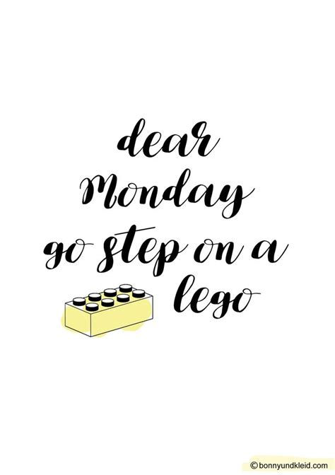 Quotes About Mondays