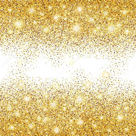 gold glitter background gold glitter background sparkles stock vector