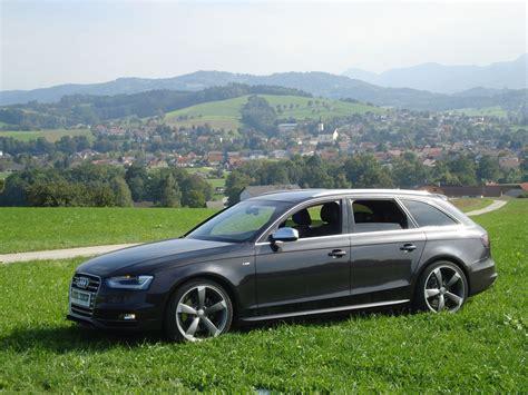 Audi A4 B8 Gewindefahrwerk by Audi4ever A4e Detail Penzi A4 8k