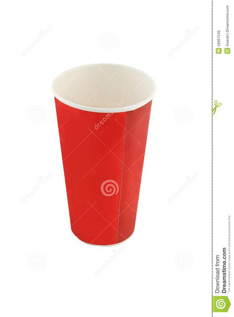 Ananastarte Without Paper Cup empty soda beverage paper cup royalty free stock images image 29067549