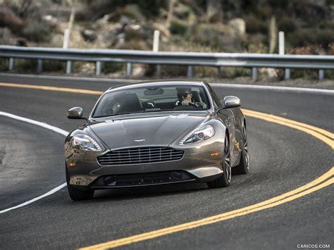 Aston Martin Us 2016 Aston Martin Db9 Gt Coupe Us Spec Front