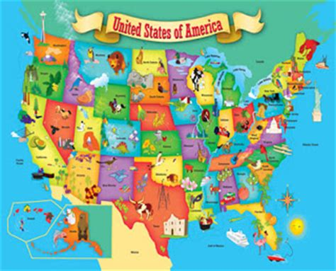 map of the united states kid friendly bringing angel home december 2012