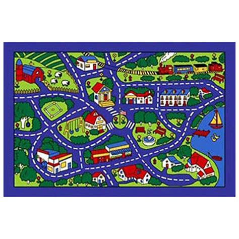 rug map donnieann 174 5x8 map area rug 215416 rugs at sportsman s guide