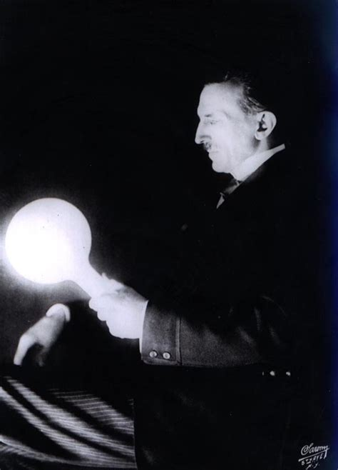 Tesla Invented The Lightbulb Has Any Prophet Messenger Done More For The World Then