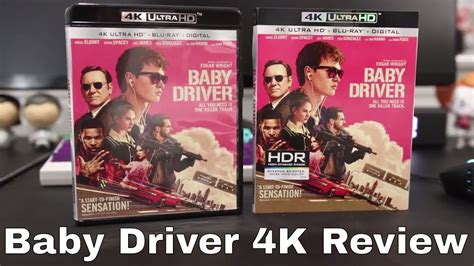 Baby 4k Bluray baby driver 4k review