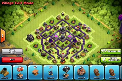 th9 layout strategy clash of clans town hall 9 defense coc th9 best farming